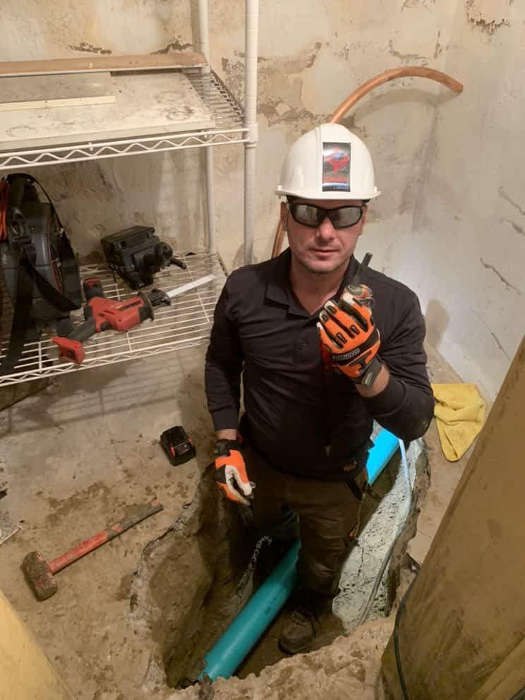 service plumber
