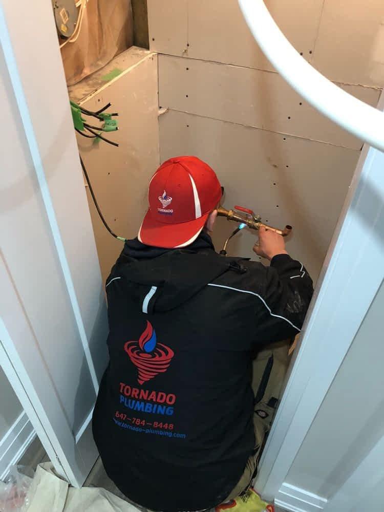 plumber in oakville