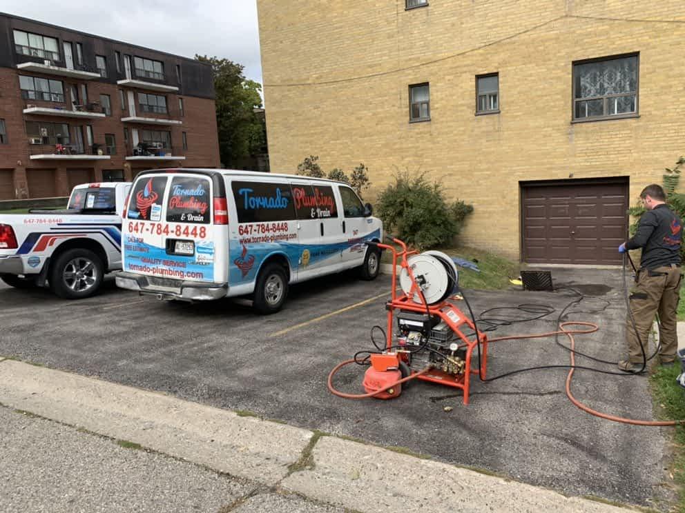 Etobicoke plumbing service