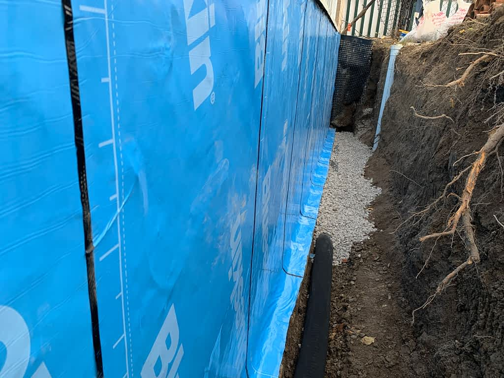 waterproofing for basement