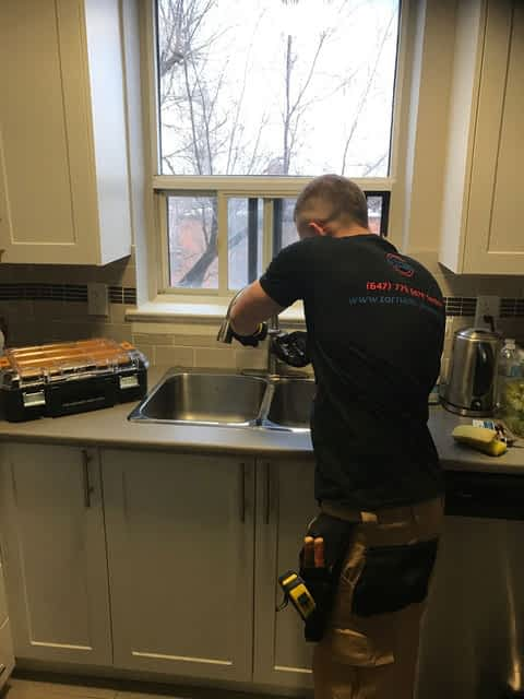 brampton plumbing service