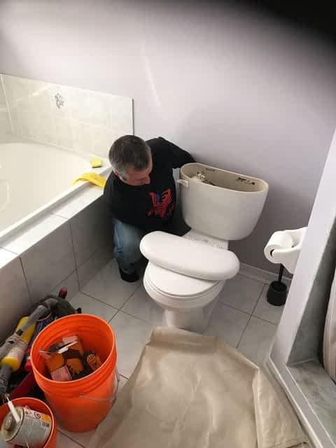 Clean Out Toilet When Your Plunger Fails