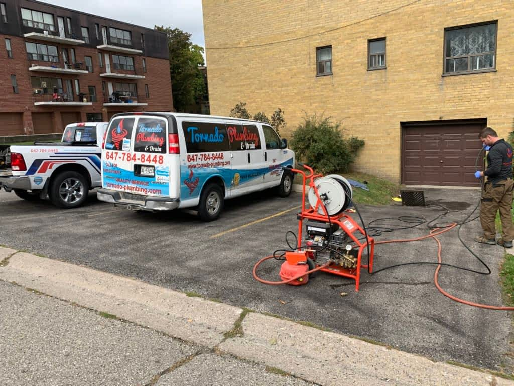 Clogged Drain Repair Toronto