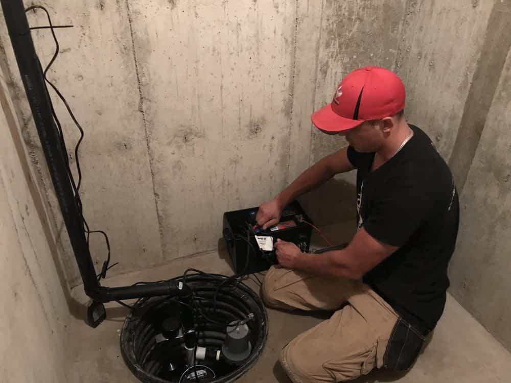Etobicoke plumber